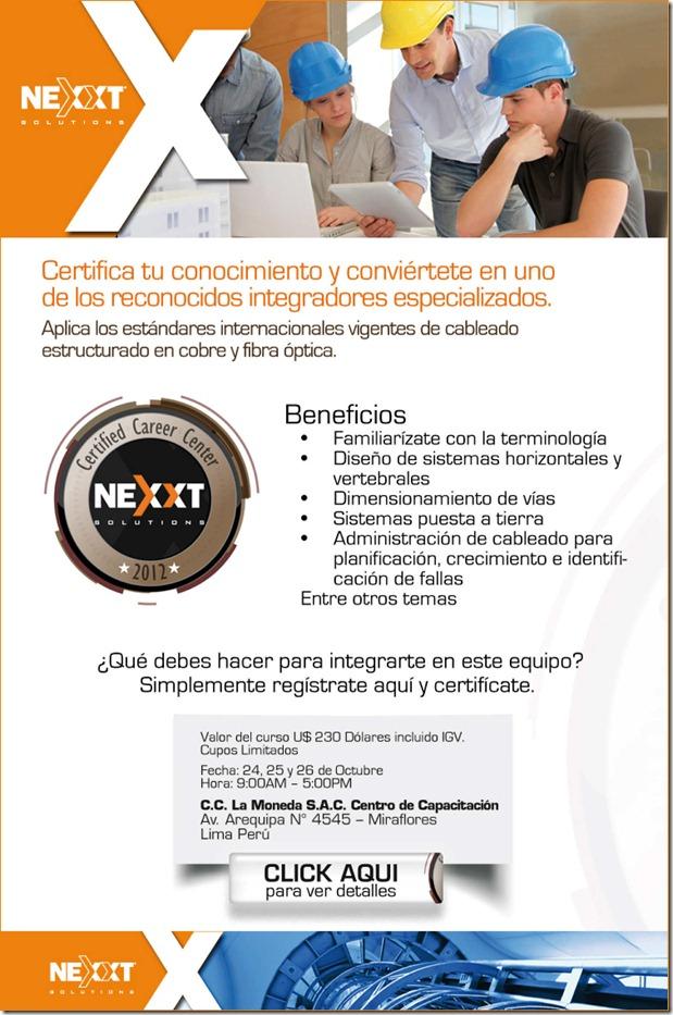 CertificacionNexxt2012